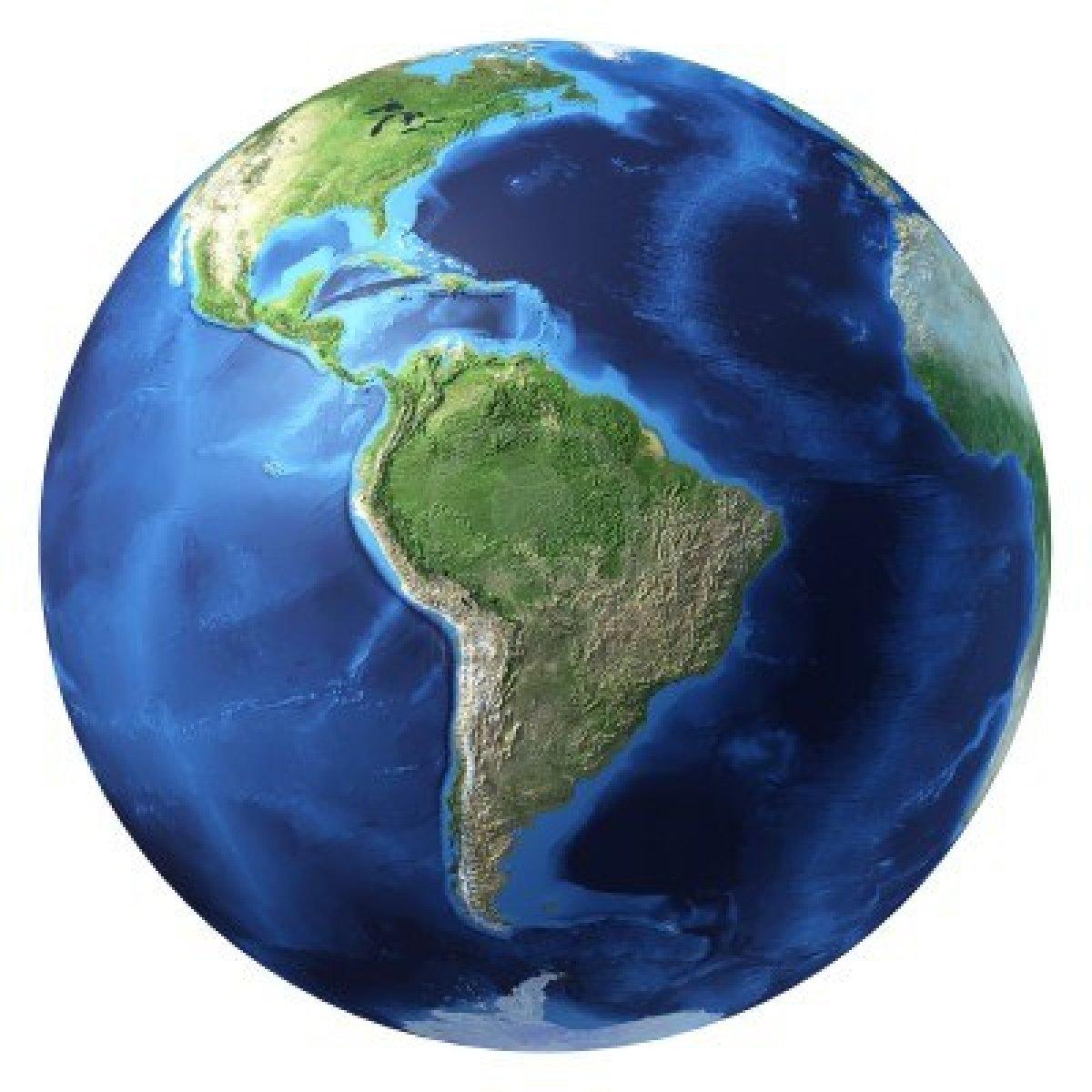 imagen sobre tierra: