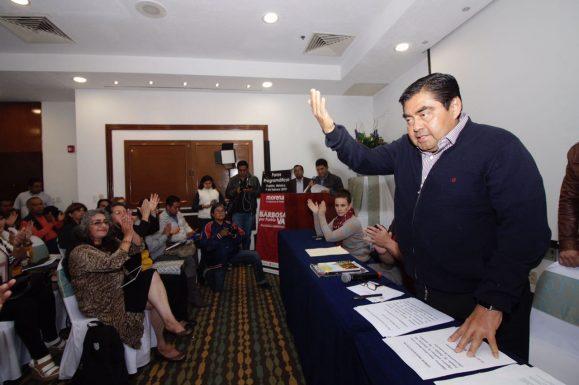 MEAH solapó la violencia política contra mujeres candidatas en 2016: Barbosa